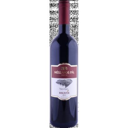 Mészáros naposhegyi bikavér száraz vörösbor 0,75 l