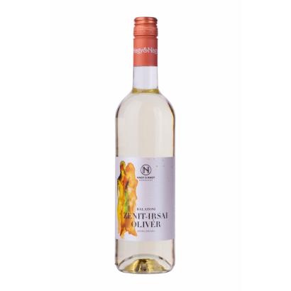 Balatoni Zenit-Irsai Olivér félédes fehérbor 12% 750 ml