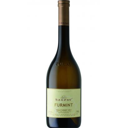 Szepsy Furmint 2017 Tokaj száraz fehérbor 750 ml