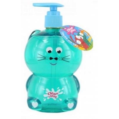 ChlapuChlap gyermek fürdőgél vanília 500ml
