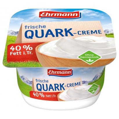 Ehrmann krémes zsíros tehéntúró 40% 250 g