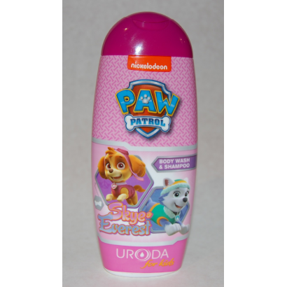 Paw Patrol Pink tusfürdő&sampon 250 ml