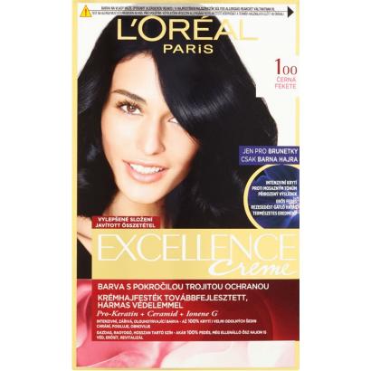 Excellence hajfeték 100 fekete