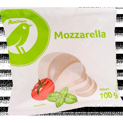 Auchan Optimum Mozzarella 100 g