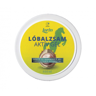 Lorin Lóbalzsam aktiv 500 ml