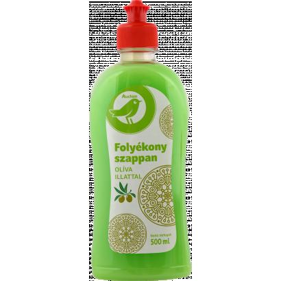 Auchan Optimum Folyékony szappan olíva 500 ml