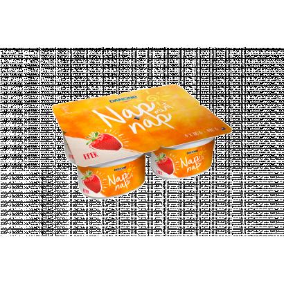 Danone Nap mint Nap eperízű fermentált élelmiszerkészítmény 4 x 110 g (440 g)