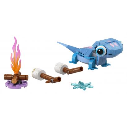 LEGO Disney Princess Bruni a szalamandra, megépíthető karakte (43186)