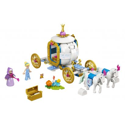LEGO Disney Princess Hamupipőke királyi hintója (43192)