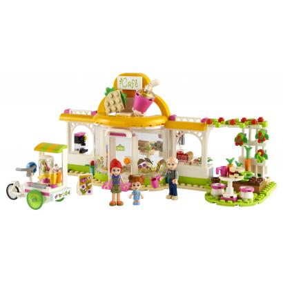 LEGO Friends Heartlake City Bio Café (41444)