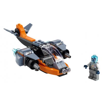 LEGO Creator Kiberdrón (31111)