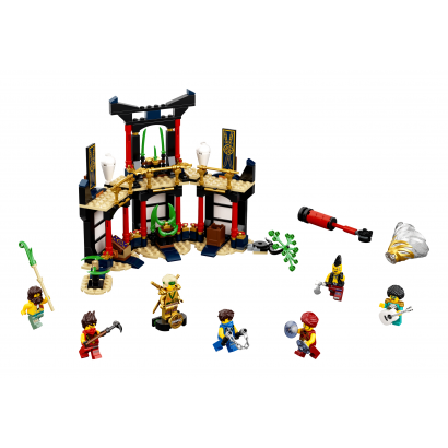 LEGO Ninjago Az elemek bajnoksága (71735)
