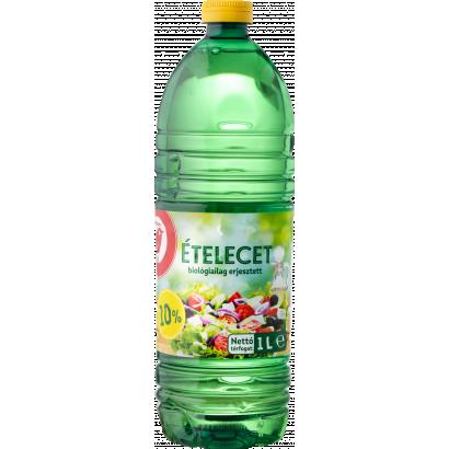 Auchan Nívó Ételecet 10% 1 l