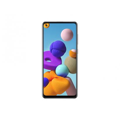 Samsung A21S DS 128GB 4GB RAM kék mobiltelefon
