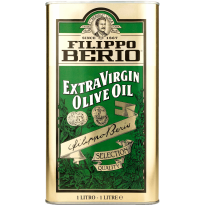 Filippo Berio extra szűz olívaolaj fémdobozban 1000 g