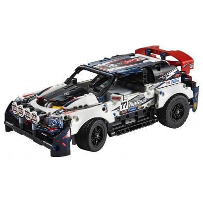 LEGO Technic Applikációval irányítható Top Gear raliautó (42109)