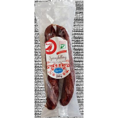 Auchan Nívó Szárazkolbász csemege 250 g