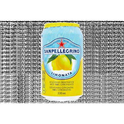Sanpellegrino Limonata szénsavas citromital 330 ml