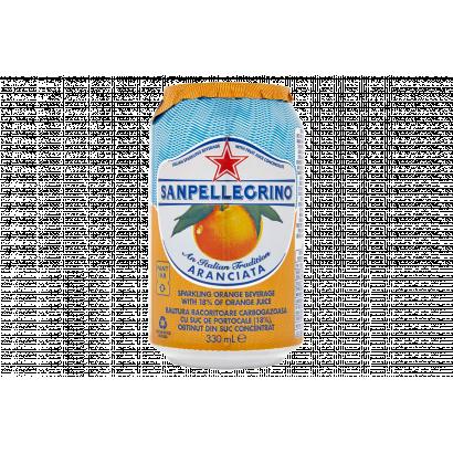 Sanpellegrino Aranciata szénsavas narancsital 330 ml