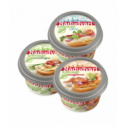 Nádudvari magyaros krémsajt 150 g
