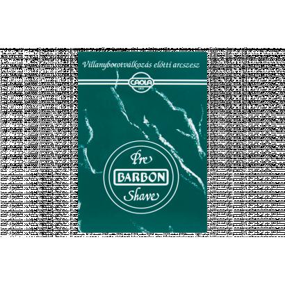 Barbon villanyborotválkozás előtti arcszesz 100 ml