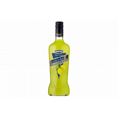 Garrone Limoncello citrom ízű likőr 30% 0,7 l