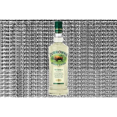 Zubrowka Bison Grass ízesített vodka 37,5% 0,7 l