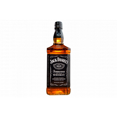 Jack Daniel's Tennessee whiskey 40% 1 l