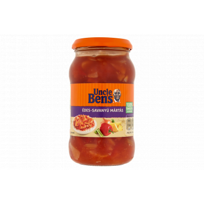 Uncle Ben's édes-savanyú mártás 400 g