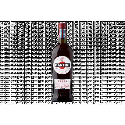 Martini Rosso édes vermut 15% 0,75 l