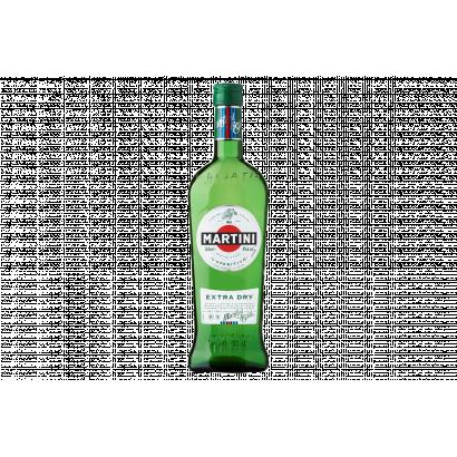 Martini Extra Dry extra száraz vermut 18% 0,75 l