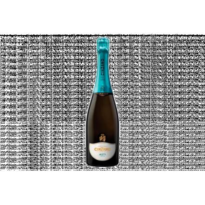 Cinzano Asti édes fehér pezsgő 7% 0,75 l