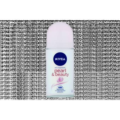 NIVEA Pearl & Beauty izzadásgátló golyós dezodor 50 ml
