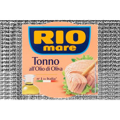 Rio Mare tonhaldarab olívaolajban 160 g