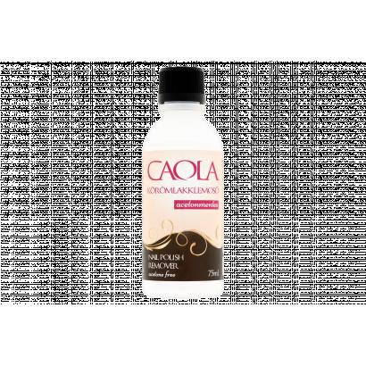 Caola acetonmentes körömlakklemosó 75 ml