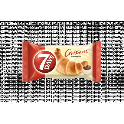 7DAYS croissant kakaós töltelékkel 60 g