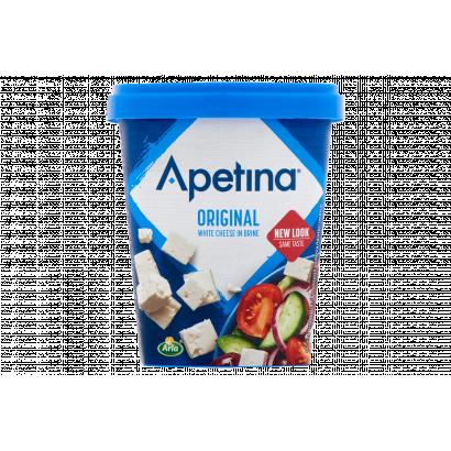 Apetina kosaras krémfehérsajt kockák 430 g