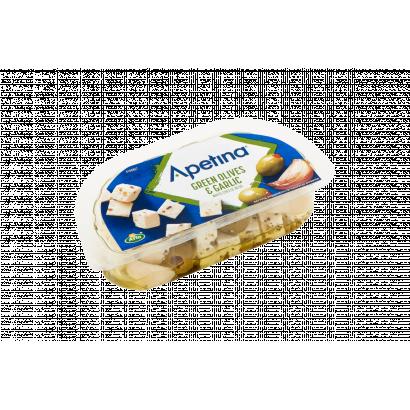 Apetina krémfehérsajt olívabogyóval és fokhagymával 100 g