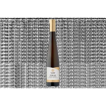 Grand Tokaj Grand Selection Tokaji Késői Arany Cuvée édes fehérbor 10% 0,5 l
