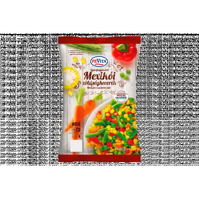 Fevita gyorsfagyasztott mexikói zöldségkeverék 1000 g