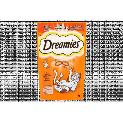 Dreamies jutalomfalat macskák számára csirkével 60 g