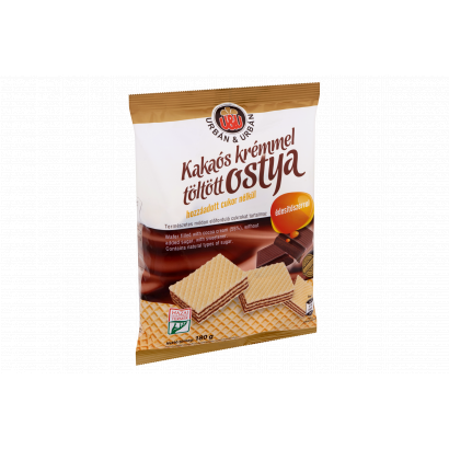 Urbán Kakaós nápolyi, hozzáadott cukor nélkül 180 g