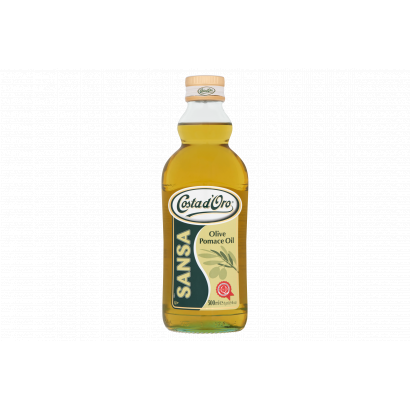 Costa d'Oro olívapogácsa-olaj 0,5 l