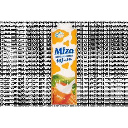 Mizo félzsíros laktózmentes tej 2,8% 1 l