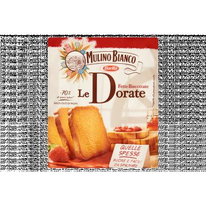 Barilla Mulino Bianco Fette Biscottate Dorate kétszersült 315 g