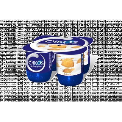 Danone Oikos Görög kekszízű élőflórás krémjoghurt 4 x 125 g
