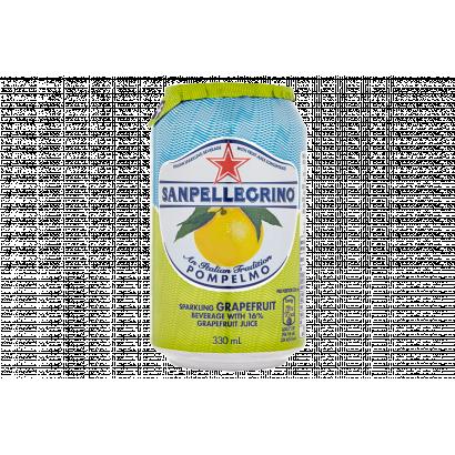 Sanpellegrino Pompelmo szénsavas grapefruitital 330 ml