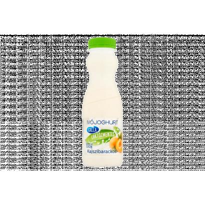 Galla laktózmentes kajszibarackos ivójoghurt 330 g