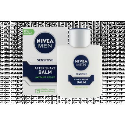 NIVEA MEN Sensitive bőrnyugtató after shave balzsam 100 ml