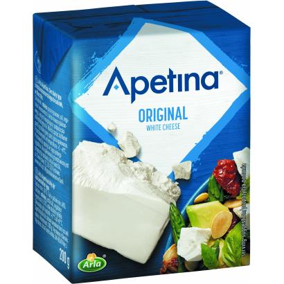 Arla Apetina félzsíros, lágy krémfehér sajt 200 g